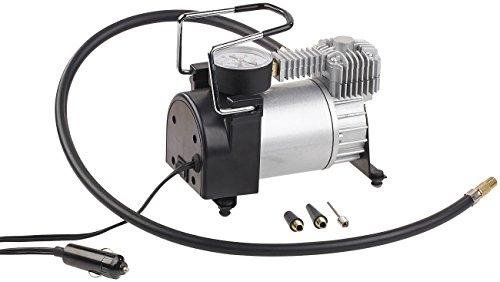 Lescars Mini Luftkompressor 12 V Kfz - 2
