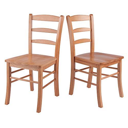 Winsome Wood Benjamin Seating, Natural