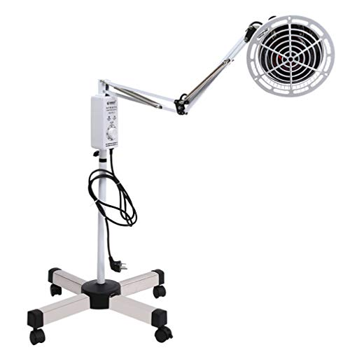 Best Deals! NYPB Floor Stand Heating Therapy Lamp, Lamp Head 360° Adjustment Definite Time for Ther...