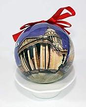 رم ایتالیا سوغات کلکسیونی تزیین توپ کریسمس