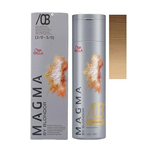 Magma / 03 + (2 - 5) Naturel, âgé Sombre