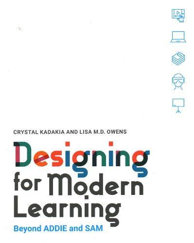 Designing for Modern Learning
