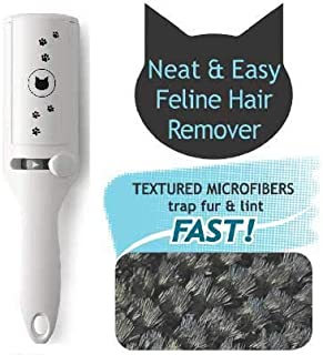 Necoichi Purrfection Neat and Easy Feline Hair Remover