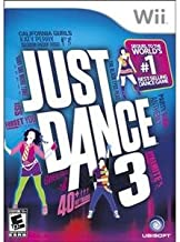 NEW Just Dance 3 Wii (Videogame Software)