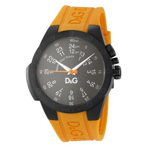 Dolce & Gabbana Reloj de Cuarzo 14792 Naranja 44 mm