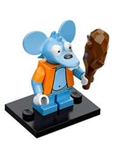 LEGO 71005 - Minifigur Itchy aus der Sammelfiguren-Serie The Simpsons