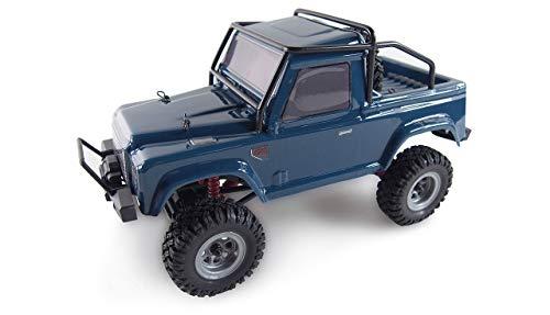 Amewi 22372, blau AMXRock Crawler AM24 4WD RTR, 1:24
