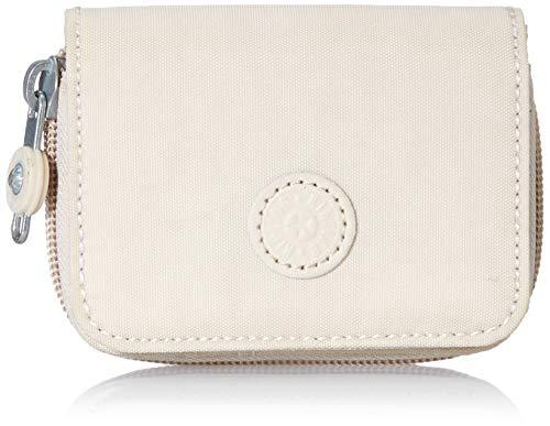 Kipling Tops, Wallets para Mujer, Marfil dinámico, 2.5x7.5x10 cm (LxWxH)