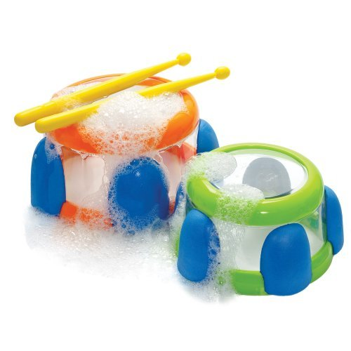 Floating Bath Water Drums for children...