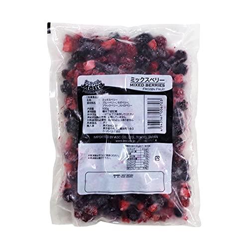 冷凍フルーツ ミックスベリー トロピカルマリア 500g