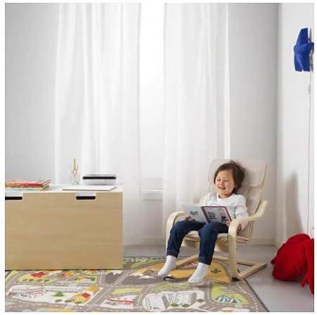 Ikea Fauteuil pour Enfant POÄNG, placage en Bouleau