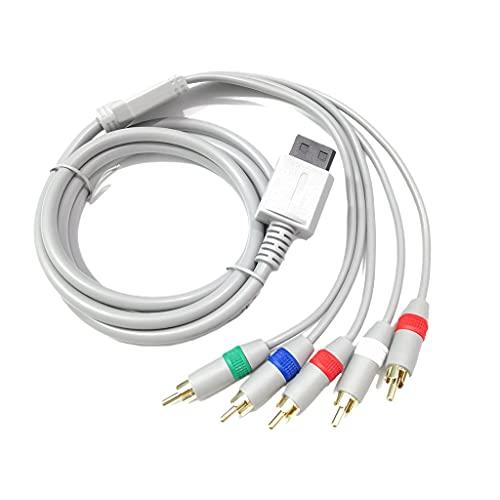 ZOUD Cable AV componente de audio de vídeo de 6 pies a...