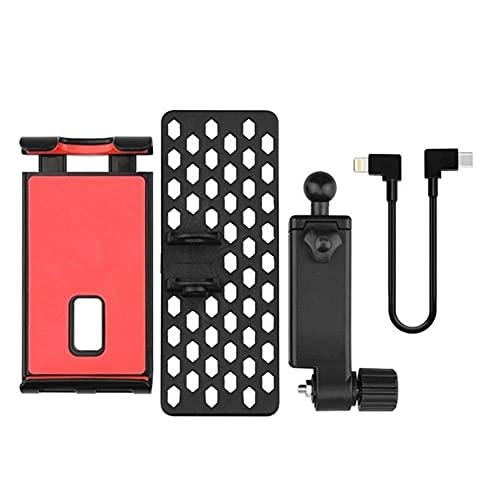 Drone Accessories Soporte extensible para tableta compatible con DJI Mavic Air 2 Drone Control remoto Soporte ajustable compatible con iPad Mavic air2 Accesorios Quadcopters Accesorios (Colo