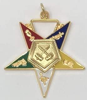 eastern star past matron jewel