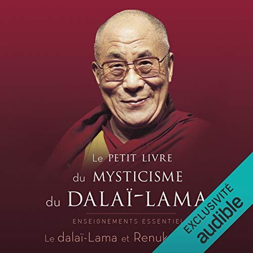 Page de couverture de Le petit livre du mysticisme du dalaï-lama