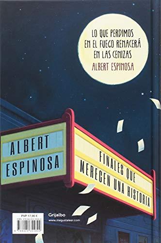 Opiniones del libro FINALES QUE MERECEN UNA HISTORIA de Albert Espinosa