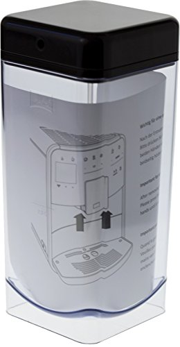 Melitta 6716240 Milchbehälter Caffeo Barista mit schwarzem Deckel