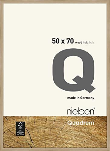 Nielsen Cadre photo carré en bois de chêne naturel 50 x 70 cm
