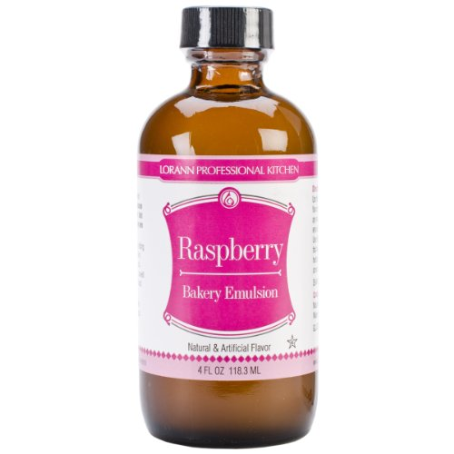 LorAnn Oils Emulsion, Raspberry, 4 Ounce
