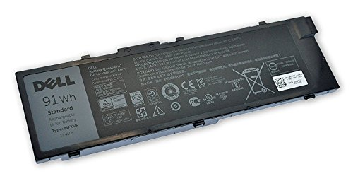 Dell 91 WHR 6-Cell Battery