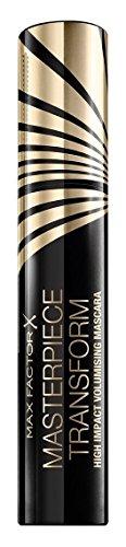 2 x Max Factor Masterpiece Transform High Impact Volumising Mascara 12ml Black