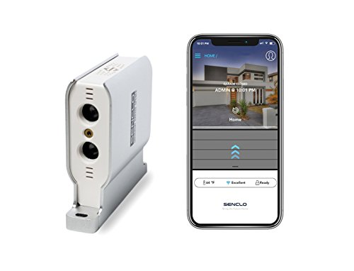 Senclo Fi Mini, Universal, Smart and Autonomous Garage Door Opener