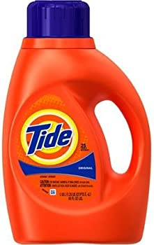 Tide Liquid Detergent (various)