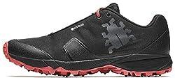 commercial Icebug Pytho4 MBU Grip Trail Running Shoes Black / Ruby 12.5 icebug running shoes