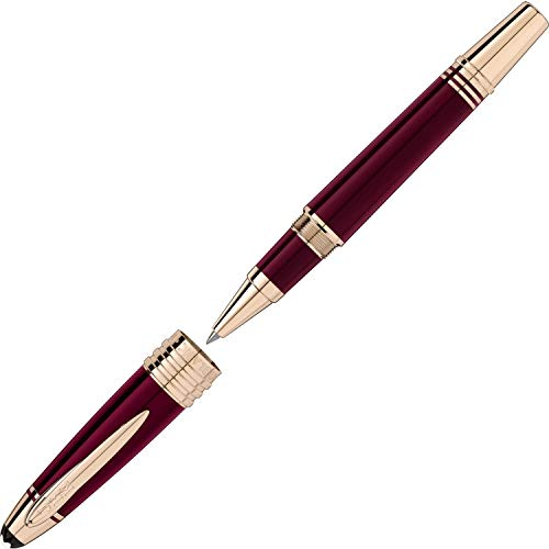 Montblanc John F. Kennedy Bordeaux Rollerball 118082