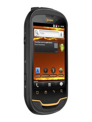 NGM WeMove Explorer Smartphone, Dual SIM