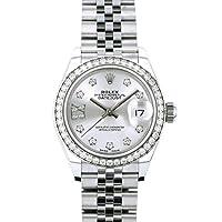 ロレックス ROLEX デイトジャスト 28 279384RBR シルバー(IXダイヤ)文字盤 新品 腕時計 レディース (W201480) [並行輸入品]