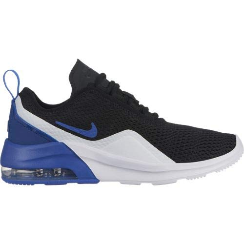 Nike Air MAX Motion 2 (GS), Zapatillas de Gimnasia para Bebés, Multicolor (BlackWhite 001), 36.5 EU