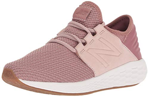 New Balance Women's Fresh Foam Cruz V2 Sneaker, Conch Shell, 9 D US