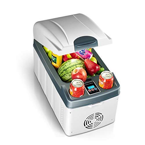 Le Mini réfrigérateur de réfrigérateur de Voiture 20L Peut être gelé à Double Noyau à Faible Bruit 35 * 27 * 55cm, 12v24v220v de dortoir de Chauffage et de Refroidissement de Voiture