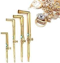 Folosafenar Sieraden maken, Premium materiaal, Praktisch, Sieraden maken Tool Vlampistool met verschillende maten voor juw...