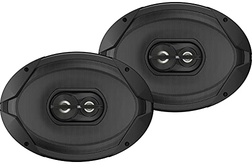 """JBL Stage 9603 420W Max (140W RMS) 6"""" x 9"""" 4 ohms Stage Series 3-Way Coaxial Car Audio Speakers"""