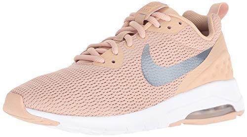 Nike Damen WMNS Air Max Motion Lw Fitnessschuhe, Mehrfarbig (Bio Beige/MTLC Cool Grey/Terra Blush 201), 40.5 EU