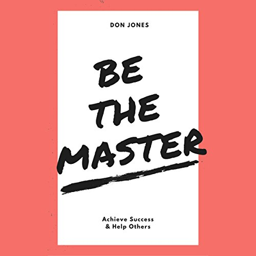 Be the Master audiobook cover art