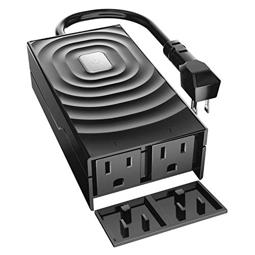 Our #2 Pick is the Meross Smart Outdoor Plug
