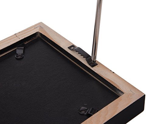 Sunmns 150 Pack Sawtooth Picture Photo Frame Hangers with Screws, Black