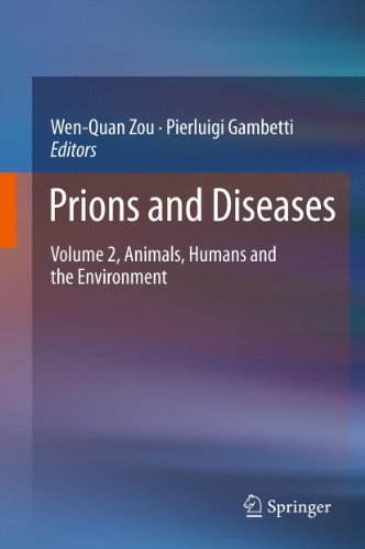 Prions and Diseases: Volume 2, Animals, Humans and the Environment (English Edition)