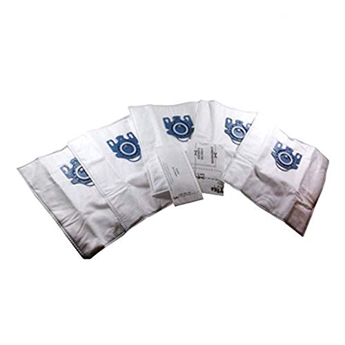5 Miele GN HEPA Style Deluxe Allergen High Filtration Vacuum Bags + 2...