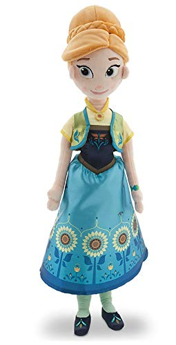 Disney Frozen Frozen Fever Anna Exclusive 20 Plush