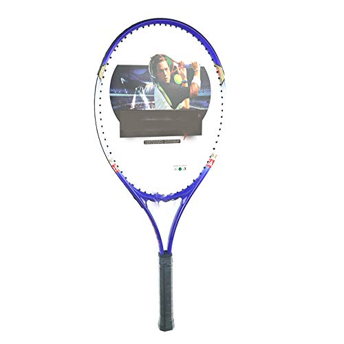 JDDSA Raqueta de Tenis Super Ligera Raqueta de Entrenamiento de Tenis Junior...