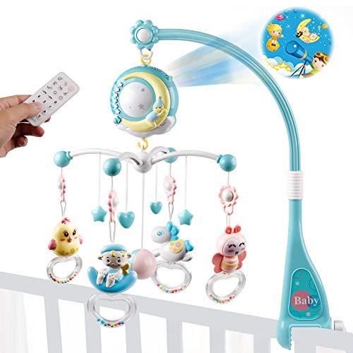 Mini Tudou -   Baby Crib Mobile