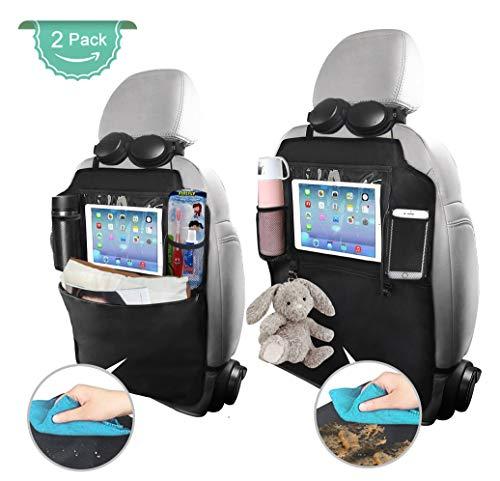 Auto Rückenlehnenschutz 2 Stück, Auto Organizer Rücksitz Abdeckungen für Kinder Spielzeug/10
