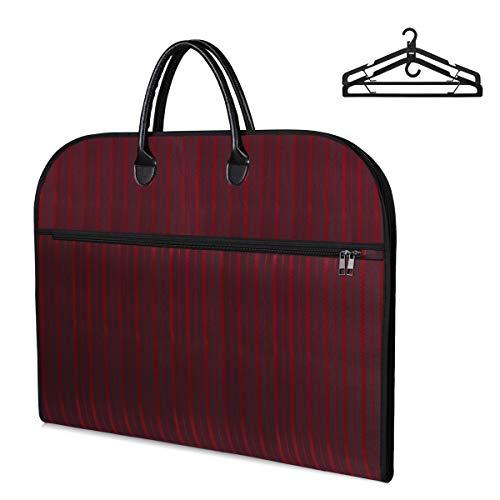 garment bag red - 9