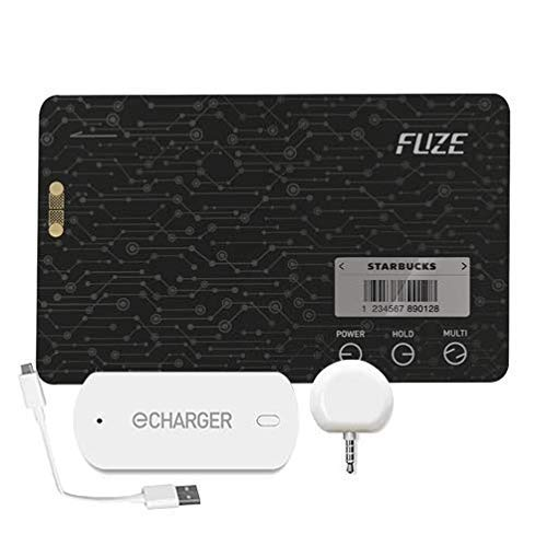 Fuze Card Membership | All-in-One Membership Card / e-membership card / Card-shaped digital minimalist wallet | loyalty card holder wallet | 0.03 inch ultra slim | DOES NOT SUPPORT EMV (IC Chip)