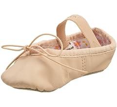 3 Colours Capezio Daisy Ballet Shoe