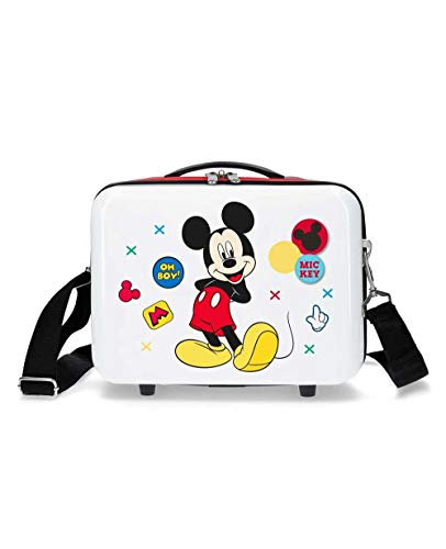 Neceser ABS Adaptable ATrolley Mickey Disney
